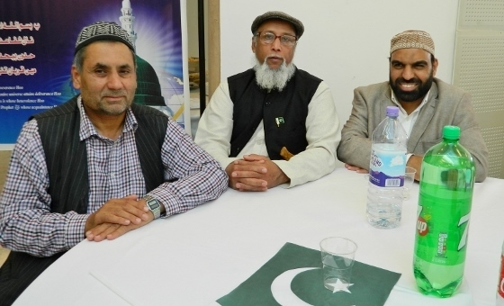Spiritual Dimensions of Pakistan 2017 in Hounslow Jamia Masjid